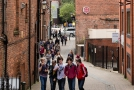 Schoold kids, Oldham.