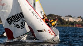 Brown University Sailing – Edgewood Yacht Club